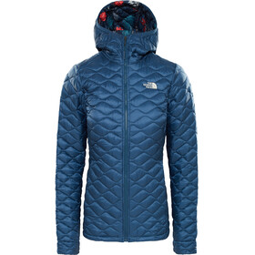 The North Face Thermoball Hoodie Women Blue Wing Teal/Blue Wing Teal Joshua Tree Print